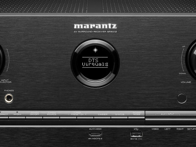 DTS Virtual:X Immersive Audio Technology Now Available on Select Denon and Marantz A/V Receivers