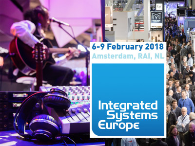 Integrated Systems Europe 2018 to Debut Compelling Range of Conferences and Events