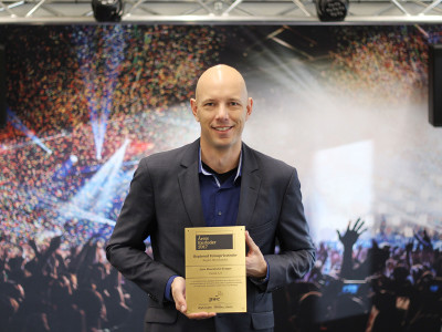 Pascal CEO Lars Fenger Receives Price Waterhouse Cooper's Prize for Talent & Technology