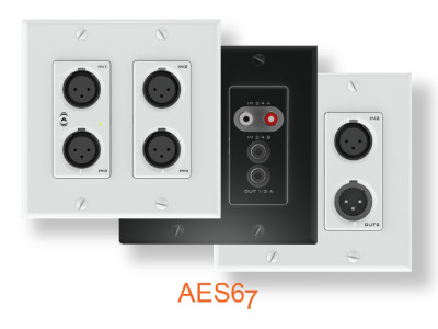 Attero Tech Now Shipping AES67 Networked Audio Products