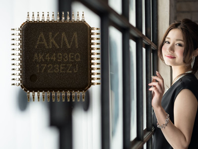 AKM Announces Upgrade to its Best Selling 32-bit Stereo Premium High-End DAC