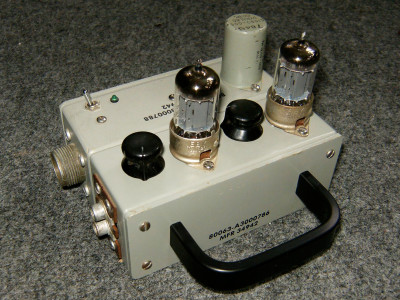 A Portable Tube Preamp