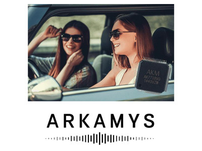 ARKAMYS SoundStage Audio Software Now Available On AKM AK7738 DSP