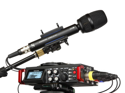 Tascam Joins Sennheiser's AMBEO For VR Partnership Program