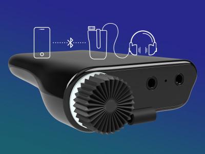 Mytek Digital Now Shipping Clef Portable Hi-Fi System for Smartphones