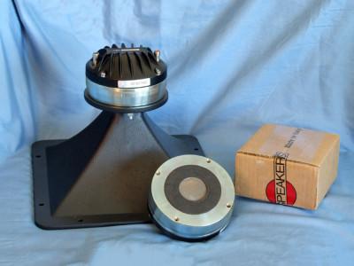 Test Bench: B&C Speakers DE990TN Compression Driver