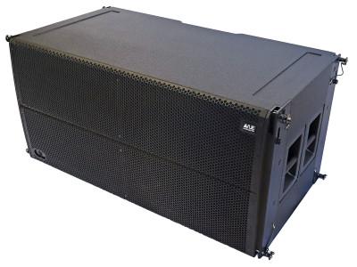 VUE Audiotechnik Expands al-12 Line Array with Flyable Subwoofer that Extends Low-Frequency Reproduction​ to Below 35 Hz