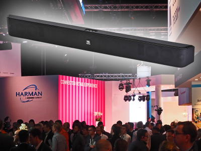 Harman Announces New 2.0 Channel Commercial-Grade JBL Pro SoundBar PSB-1
