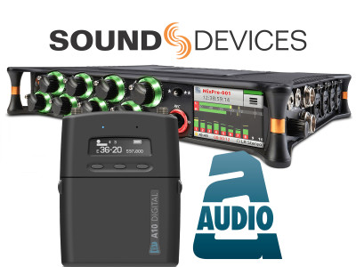 Sound Devices Acquires Wireless Microphone Specialists Audio Ltd