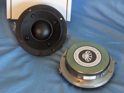 Test Bench: Volt Loudspeakers VM527 Midrange