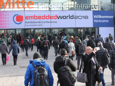 Embedded World 2018 Confirms Record Attendance and Exhibitors Growth