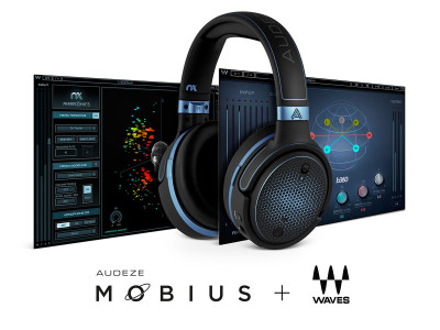 Audeze Announces Audeze Mobius Headphones with Waves Nx 3D Audio Technology