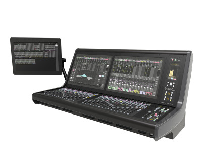 SSL Announces Global Premiere For 32-Fader Version Of S300 Compact Audio Console at NAB 2018