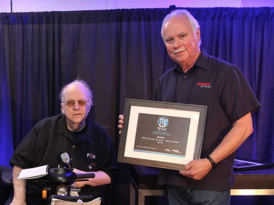 Deane Jensen Designed 990 Discrete Op-Amp Inducted to The NAMM Hall of Fame