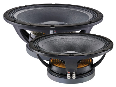 Celestion Expands Ferrite Magnet CF Range with CF1230F and CF1540HD Cast Aluminum LF Drivers