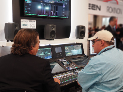 Solid State Logic Improves Immersive Audio Possibilities For System T