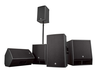 Yamaha Announces Next Generation of Loudspeakers and Subwoofers with Dante Integration and Extra Processing Power