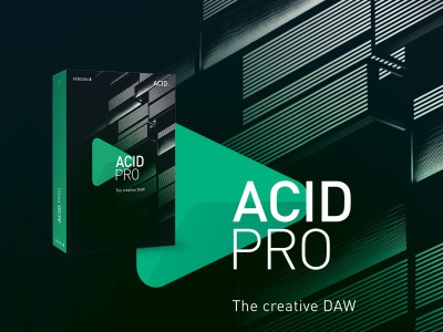 Magix Brings Back Revolutionary Digital Audio Workstation ACID Pro