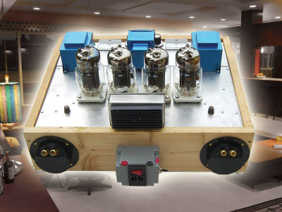 A Double-Ended Two-Channel Amp