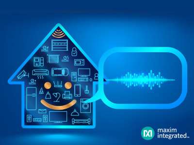 Maxim Announces Highly Efficient Plug-And-Play Digital Class D Speaker Amplifiers