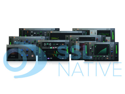 Solid State Logic Native V6 Completely New Processing Plug-In Bundle Released