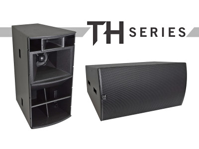 Martin Audio Announces TH Series Three-way Loudspeakers for High Performance Applications
