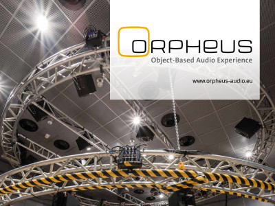 European Union Project ORPHEUS Shows Object-Based Media Innovations