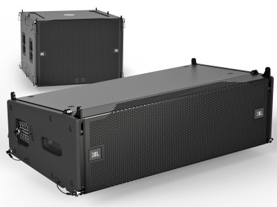 Harman Professional Solutions Introduces JBL VTX A8 Compact Line Array Loudspeaker and B18 Subwoofer