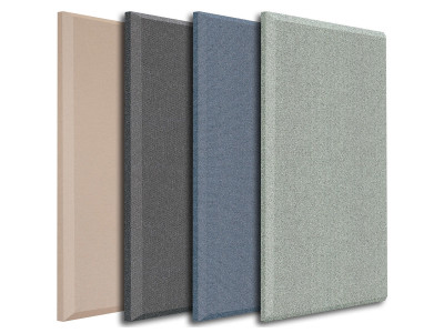 Auralex Displays New Fabric Color Options of ProPanels