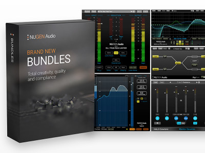 Nugen Audio Launches New Bundles With Special Upgrade Options For Existing Users