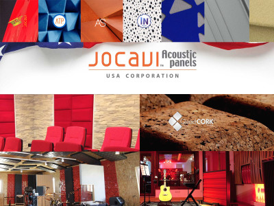 JOCAVI Announces Opening of JOCAVI Acoustic Panels USA