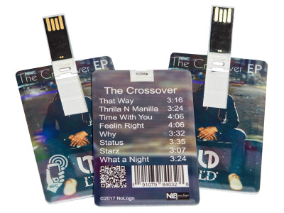 Can Music Downloads and Compact Discs Be Replaced by USB Music Cards?