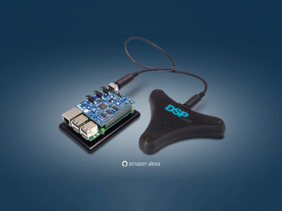 DSP Group Announces Ultra-Low-Power Development Kit with Far-Field Speech Accuracy for Amazon Alexa Voice Service
