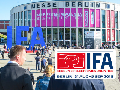 IFA 2018 Set for Growth Connecting the Global Technology Ecosystem