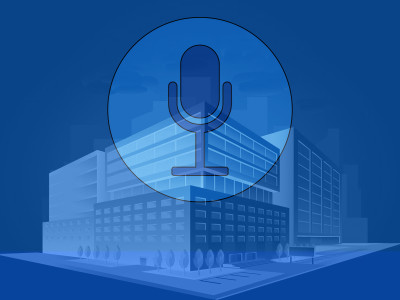 Voice Assistant Technology Making Waves into the B2B and Institutional Sectors