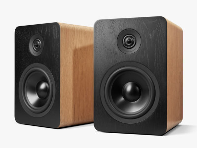 Shinola Partners with Barefoot Sound for Two-Way Bookshelf Bluetooth Loudspeakers
