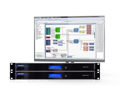 Symetrix Introduces New Radius NX Series Audio DSPs for Networked Audio