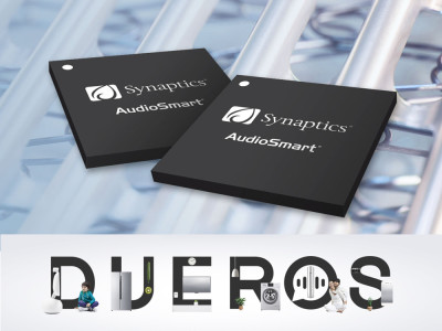 Synaptics Teams up with Baidu in Launch of DuerOS Mobile Platform for Bluetooth Speakers, Headphones, and Wearables