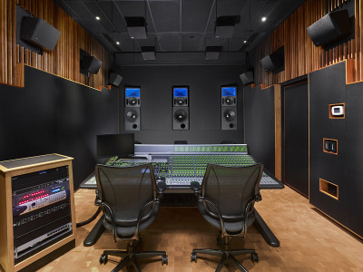 Meyer Sound Granted Patent on Phase Inversion Filter for its Bluehorn Studio Monitor System