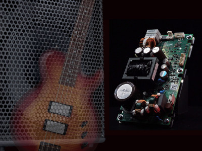 ICEpower Announces 200AS1 Amplifier Module Designed for Guitar Amplifiers, Bass Amplifiers and Subwoofers