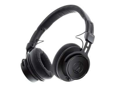 cc88cbeca8e Audio-Technica Now Shipping ATH-M60x On-Ear Professional Monitor Headphones