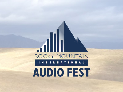 See You in Denver, at the Rocky Mountain International Audio Fest (RMAF)