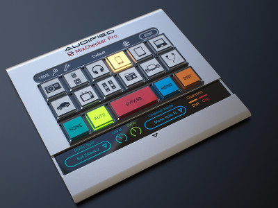 Audified Announces MixChecker Pro Plug-in with Expanded Monitoring Possibilities