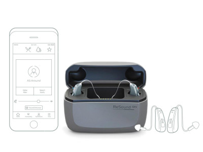 GN Hearing Announces the World's Most Advanced Rechargeable Hearing Aid Solution