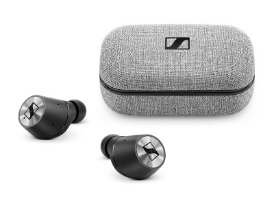 Sennheiser Enters TWS Category with Bluetooth 5 Momentum True Wireless