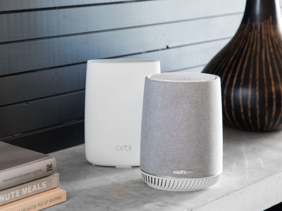 Netgear Debuts Orbi Voice Mesh WiFi System Combined with a Smart Speaker Designed by Harman Kardon