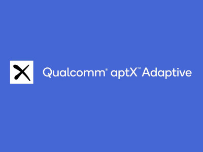 Qualcomm Introduces New aptX Adaptive Audio Codec for Dynamic Next-Gen Premium Wireless Audio Experiences