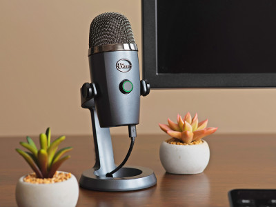Blue Introduces Yeti Nano USB Mic for Recording and Streaming