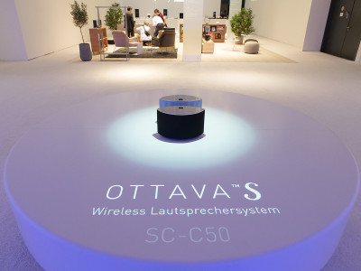 New Technics OTTAVA S SC-C50 Premium Wireless Speaker Launches at IFA 2018