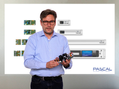 Pascal Reveals Expanded Line of Dedicated Amp Modules Optimized for Live and Installed Sound Applications